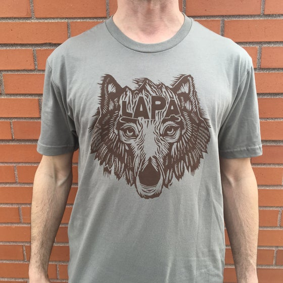 Image of LAPA Wolf T-Shirt