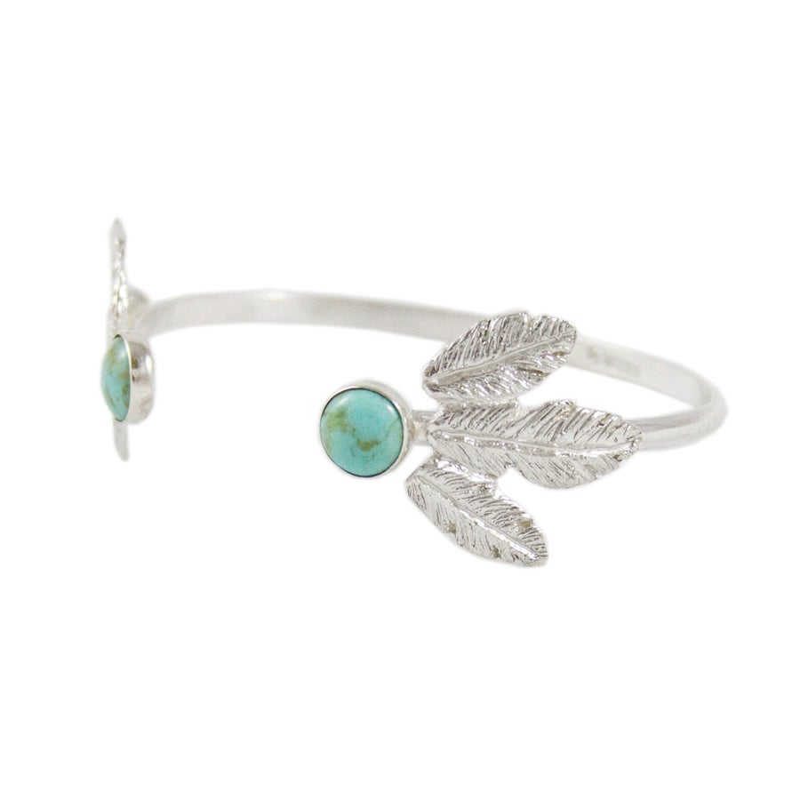 Image of Radiant Feathers Bracelet