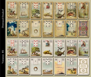 Image of Dondorf Lenormand -- Destroyed, Restored & more.