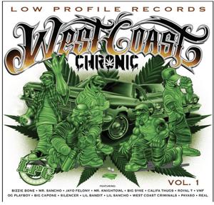 Image of West Coast Cronic Vol. 1