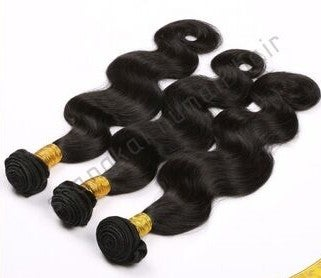 Image of Body Wave Brazilian Human Hair 8A