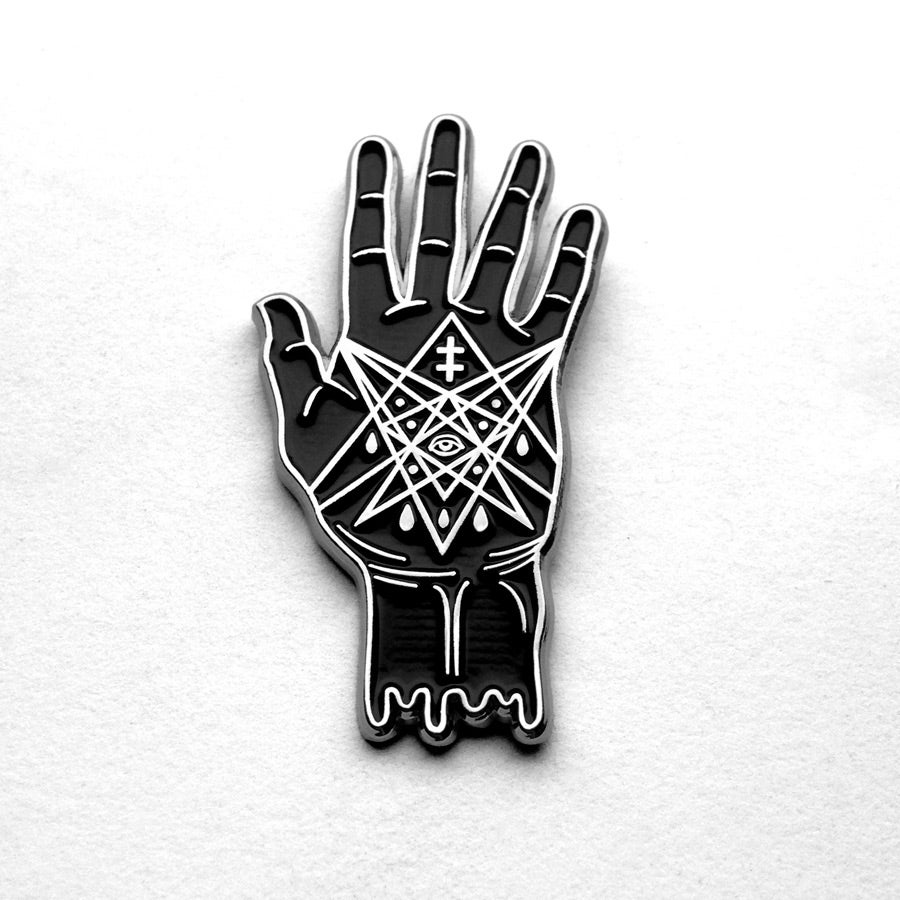 Image of Palmistry Pin
