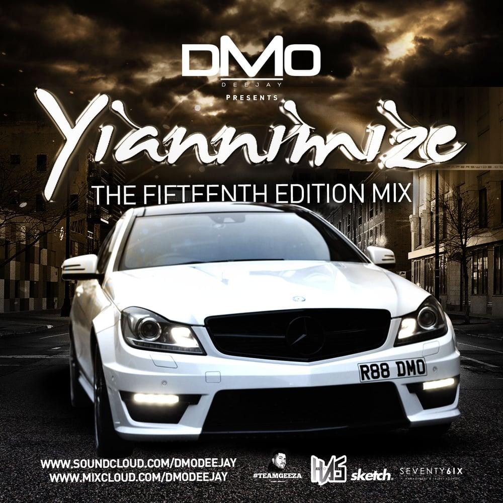 Image of Yiannimize Mix Part 15 Tracked CD