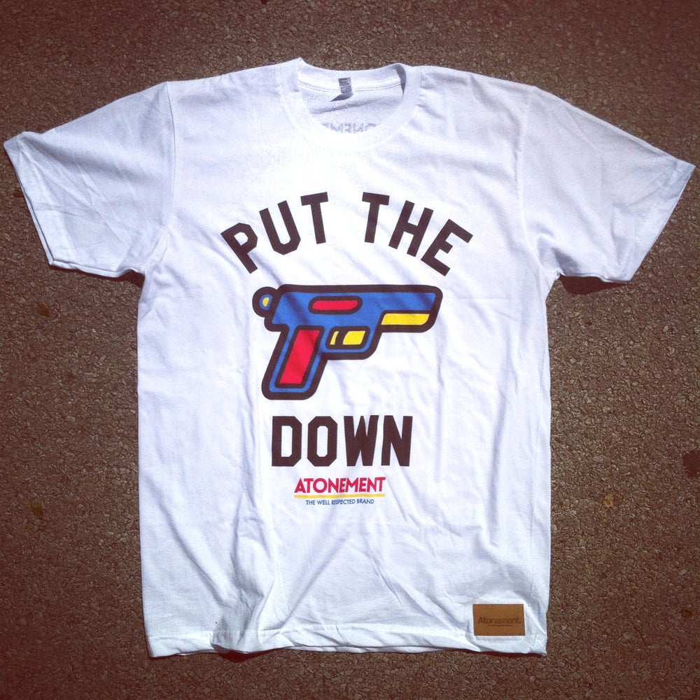 "Image of The ""Put The Guns Down"" Tee"