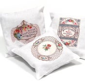 Image of III Lavender Cushions in a Gift Box: Perfumes