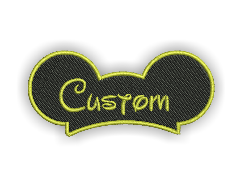 Image of Custom MOUSE Patch