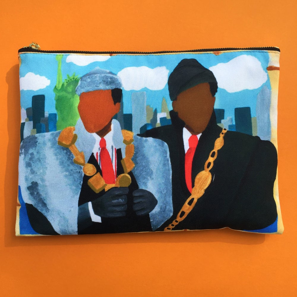 Image of Kings, New York (Clutches & Totes)