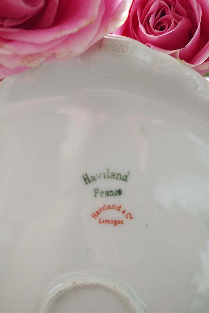 Image of Haviland Limoges Pitcher