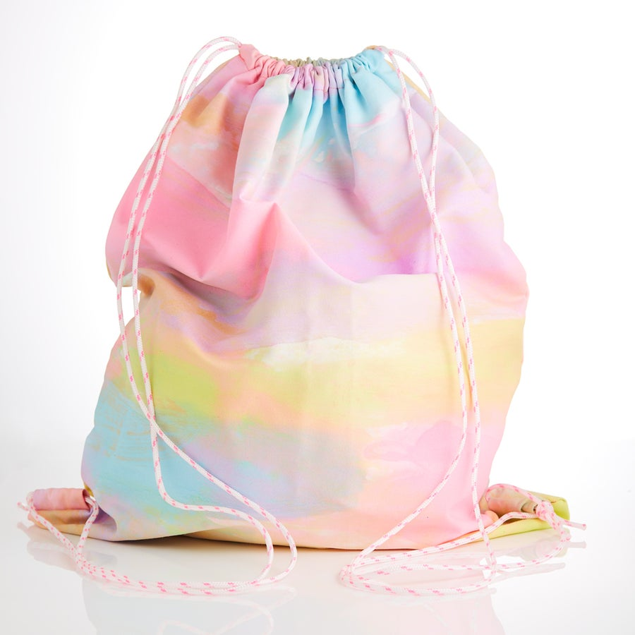 Image of mosca magic drawstring backpacks