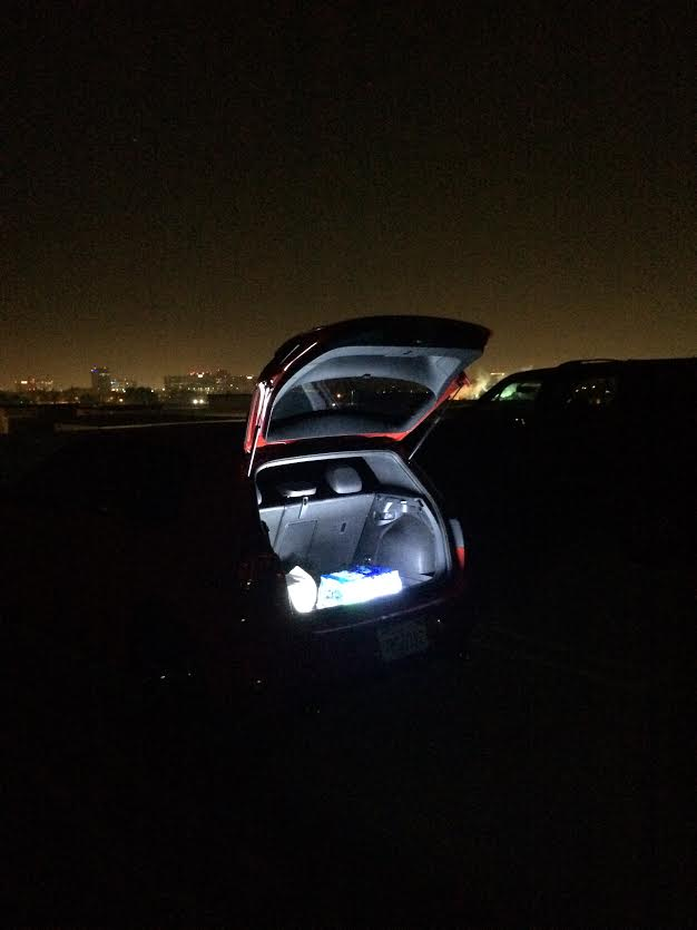 Image of Trunk LED Strip - Bright -  Error Free - Plug & Play Fits: MKVII 2015+ Volkswagen GTI / Golf