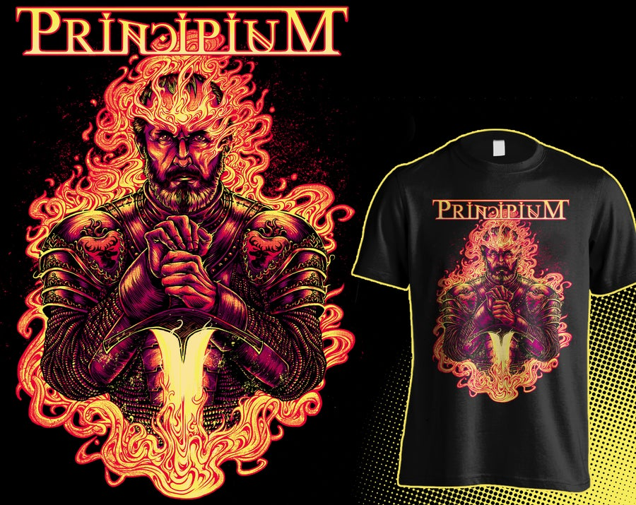 Image of 'A Crown of Ashes' T-Shirt