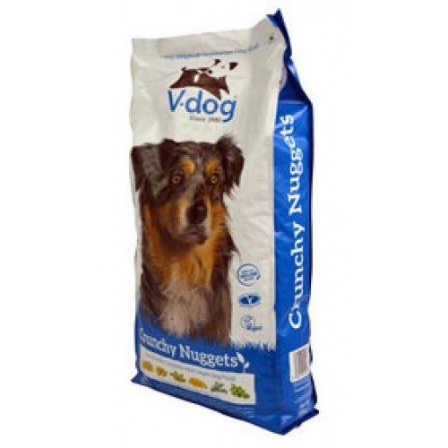 Image of V-DOG Chrunchy Nuggets 15 kg