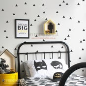 Image of Little Triangles pack wall decal
