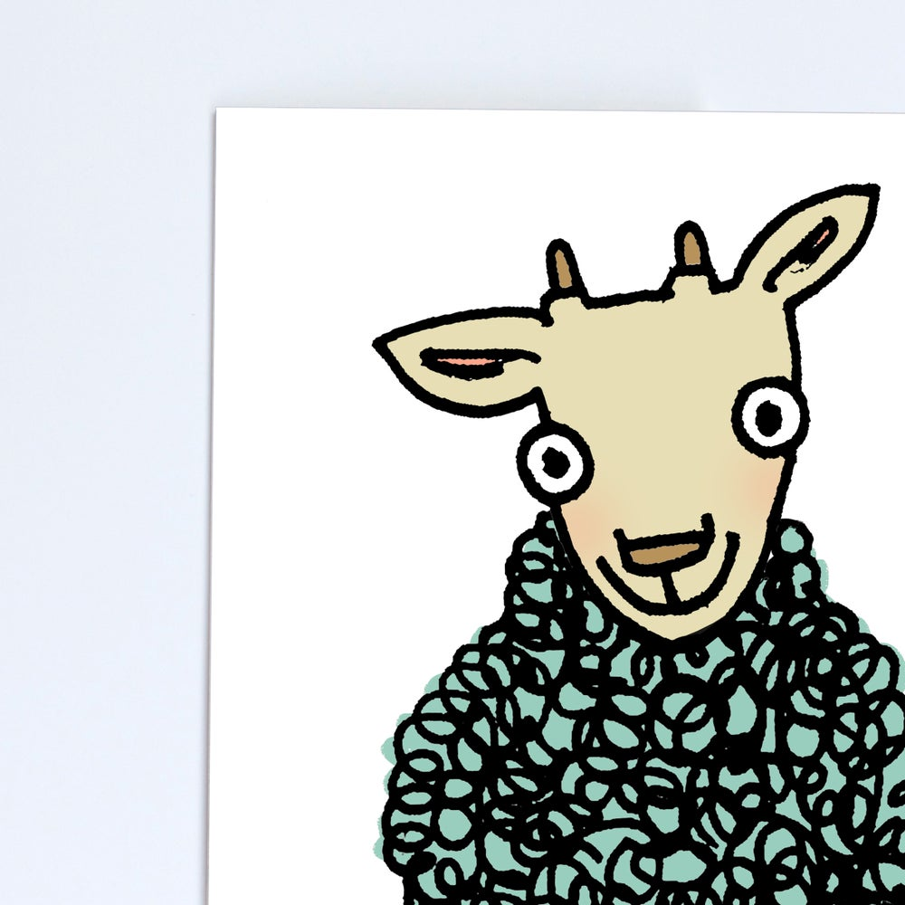 Image of Sheep Poster