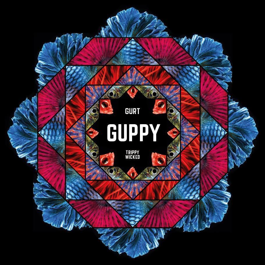Image of GURT & Trippy Wicked -'GUPPY' CD EP