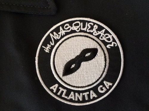 Image of Masquerade Patch