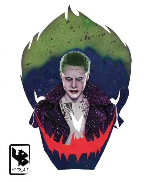 Image of Joker Suicide Squad