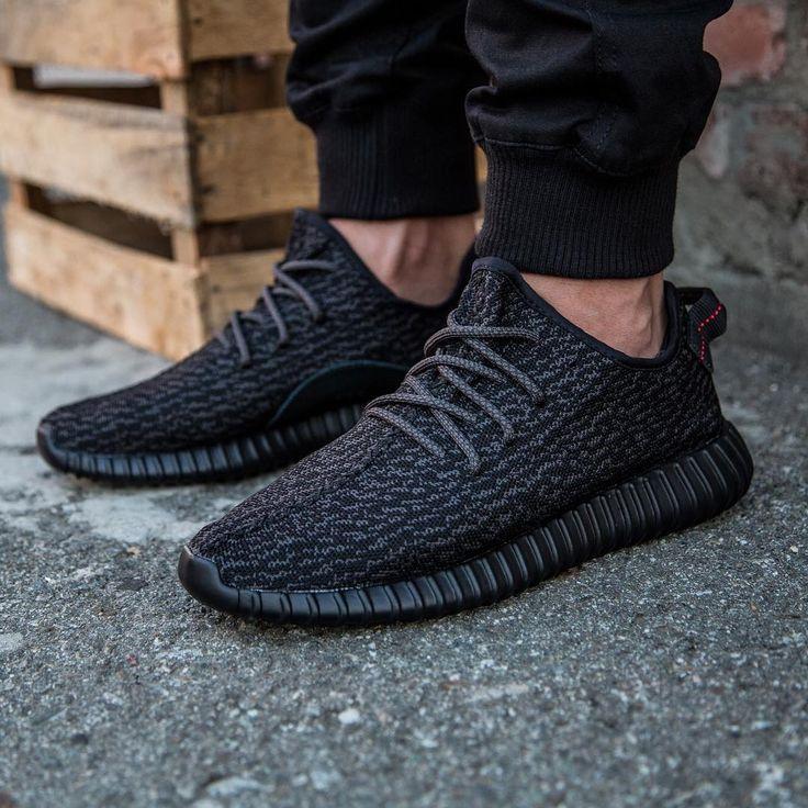 UrbanOutfits — Adidas Yeezy 350 boost Pirate black e77c7f7e2