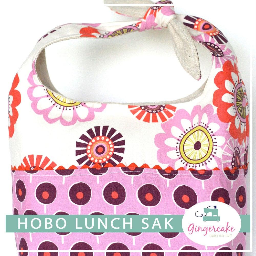 Image of Hobo Style Lunch Sak