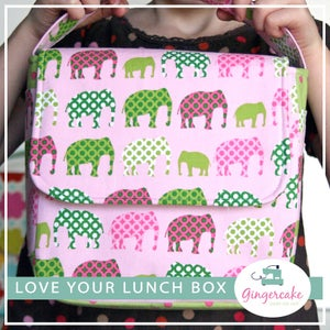 The waste free lunch bag pdf sewing pattern gingercake for 2 box auto con stanza bonus