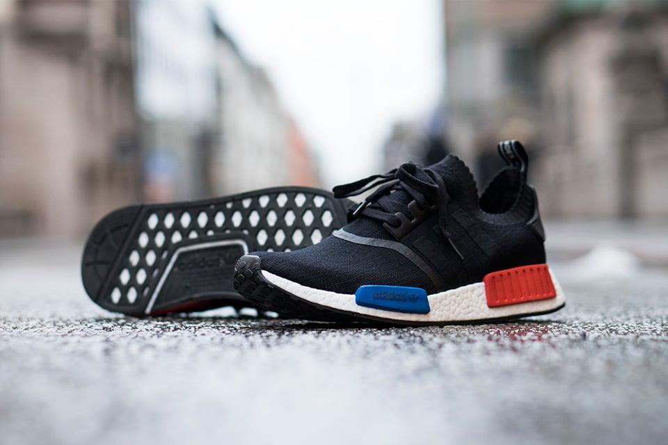 ec5dbbe11596 UrbanOutfits — Adidas Originals NMD Runner PK Black White