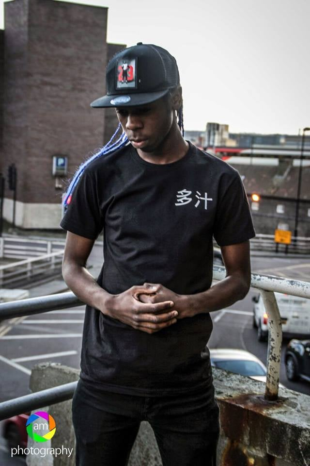 Image of Black Jewcy T-Shirt