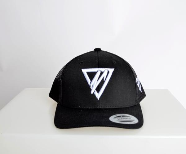 Black Trucker Cap - Moore Vigilance