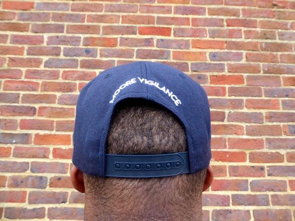 Navy Snapback - Moore Vigilance