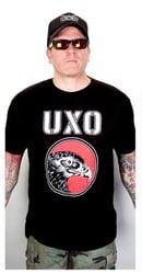 Image of UXO EVIL EAGLE T-SHIRT
