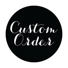 Image of Custom Order - Barcarse