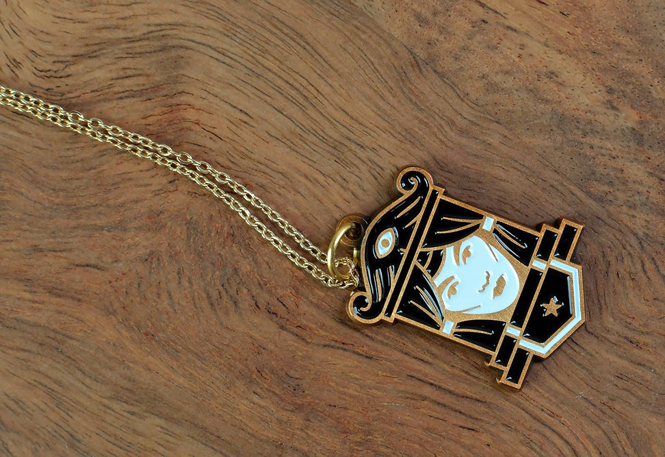 Image of Fortune Teller Necklace