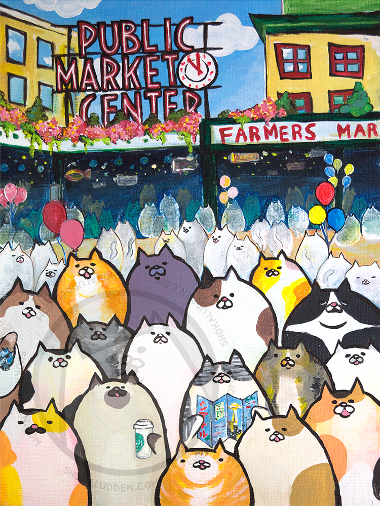 Image of Market Cats