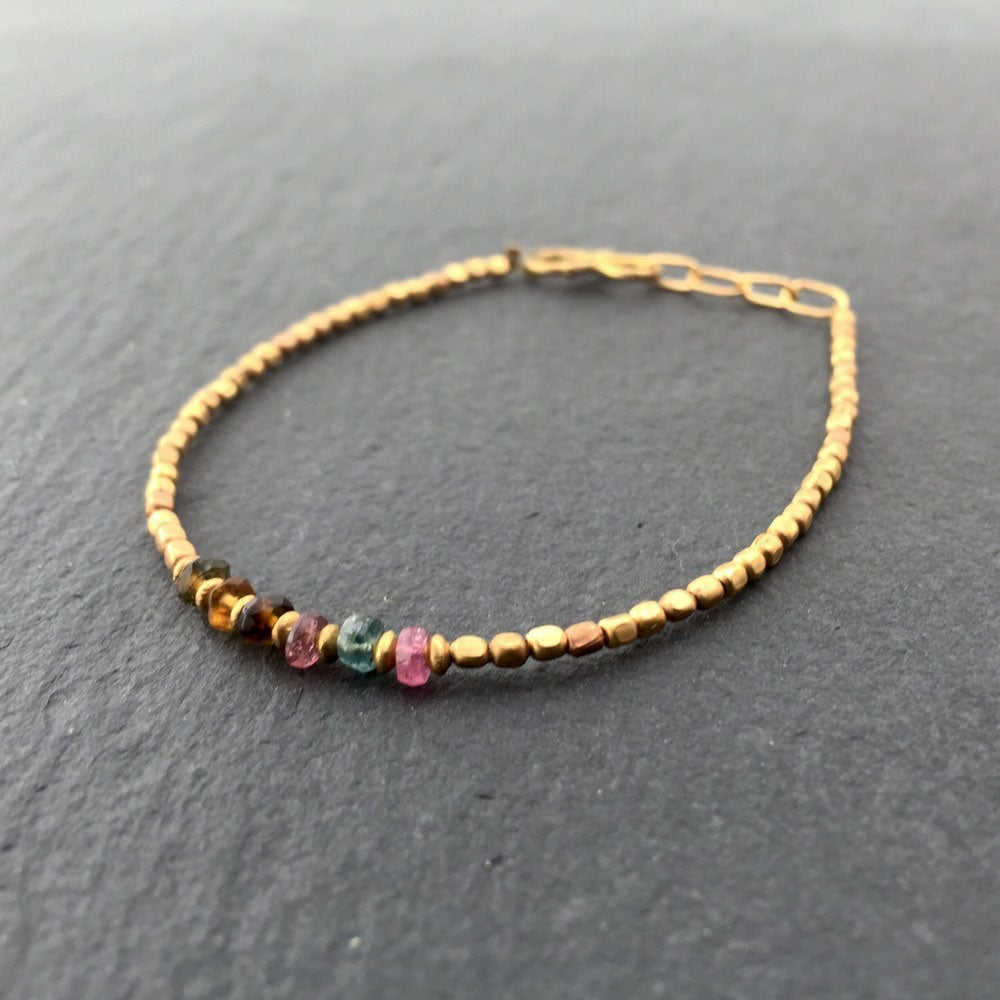 Image of Tourmaline bracelet