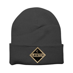 "Image of Beanie ""lavatch"""