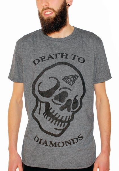 Image of Diamond Skull