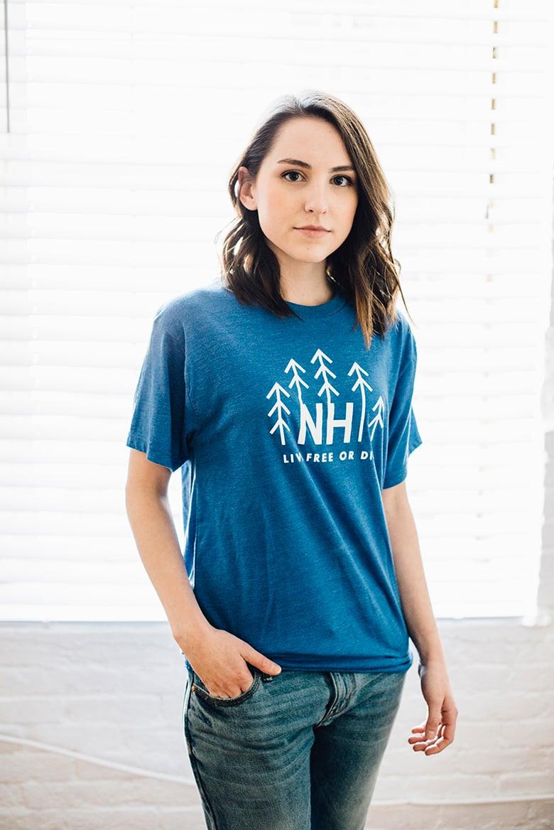 Image of Tree Logo - T-Shirt  - unisex