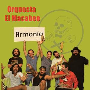 """Image of Orquesta el Macabeo/Figueroas(Brazil) EP SPLIT 7"""" Vinyl (2016)"""