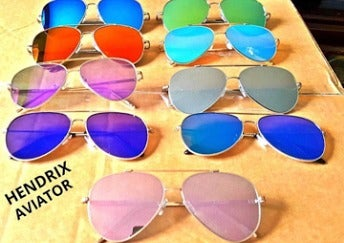 Image of HENDRIX ILLUSION AVIATORS