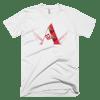 "Art of a King ""Rose Logo"" Graphic T-shirt."