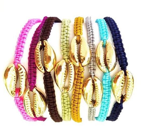 Image of Cowrie Shell Friendship Bracelet