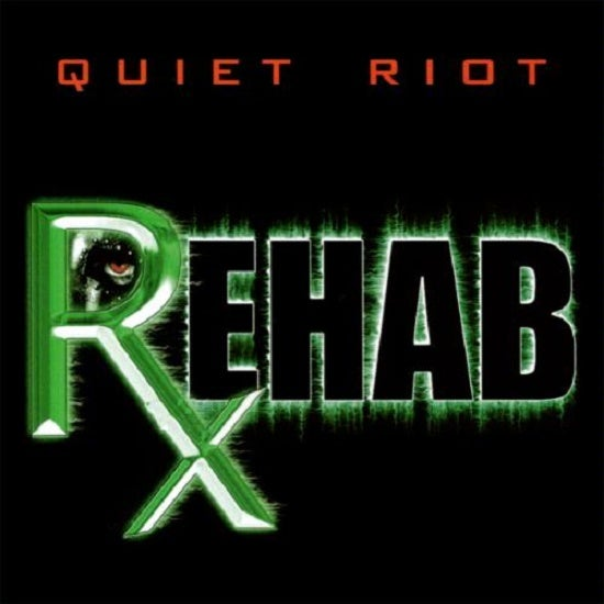 "Image of Quiet Riot ""ReHab"" CD"