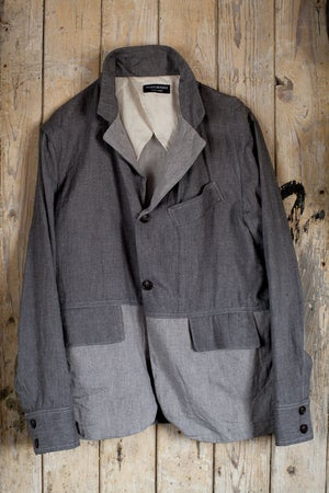 Image of Seaman Jacket Patchwork £270.00
