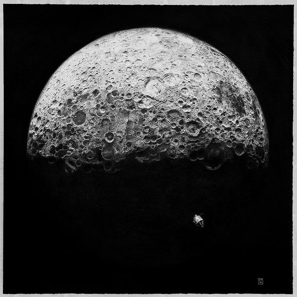 Image of Dark Side Of The Moon - Limited Edition Prints. From £120 to