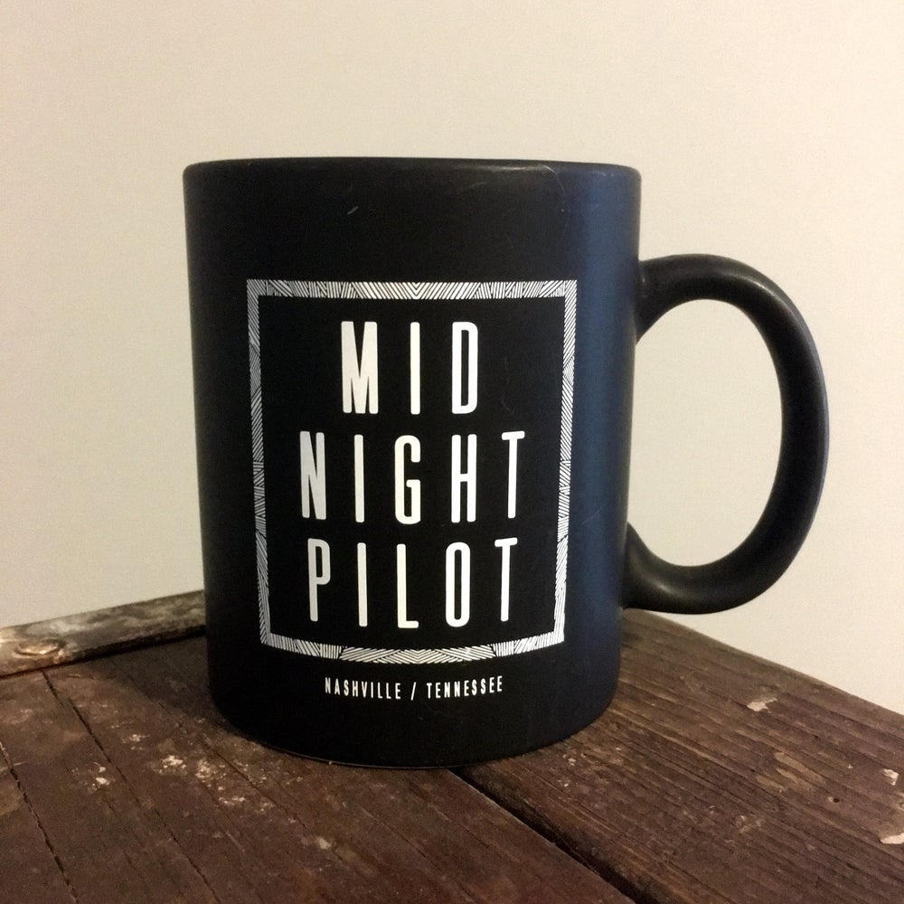 Image of Midnight Pilot Coffee Mug