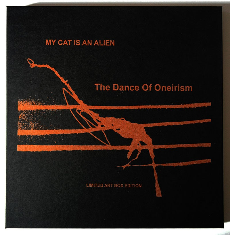 Image of MY CAT IS AN ALIEN - The Dance Of Oneirism BOX 2xLP+BOOK [ltd.21 ART Edition]