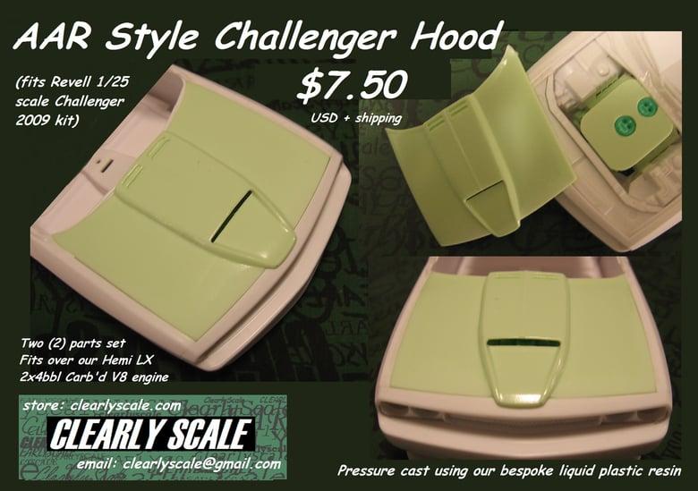 Image of Challenger AAR Style Hood