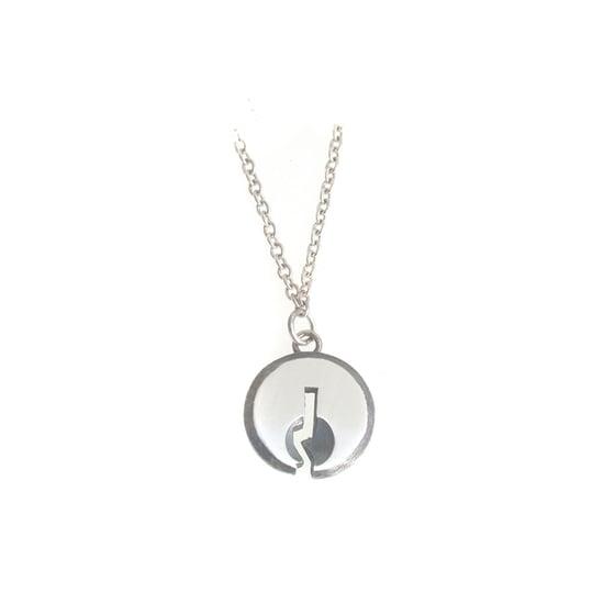 Image of keyhole necklace