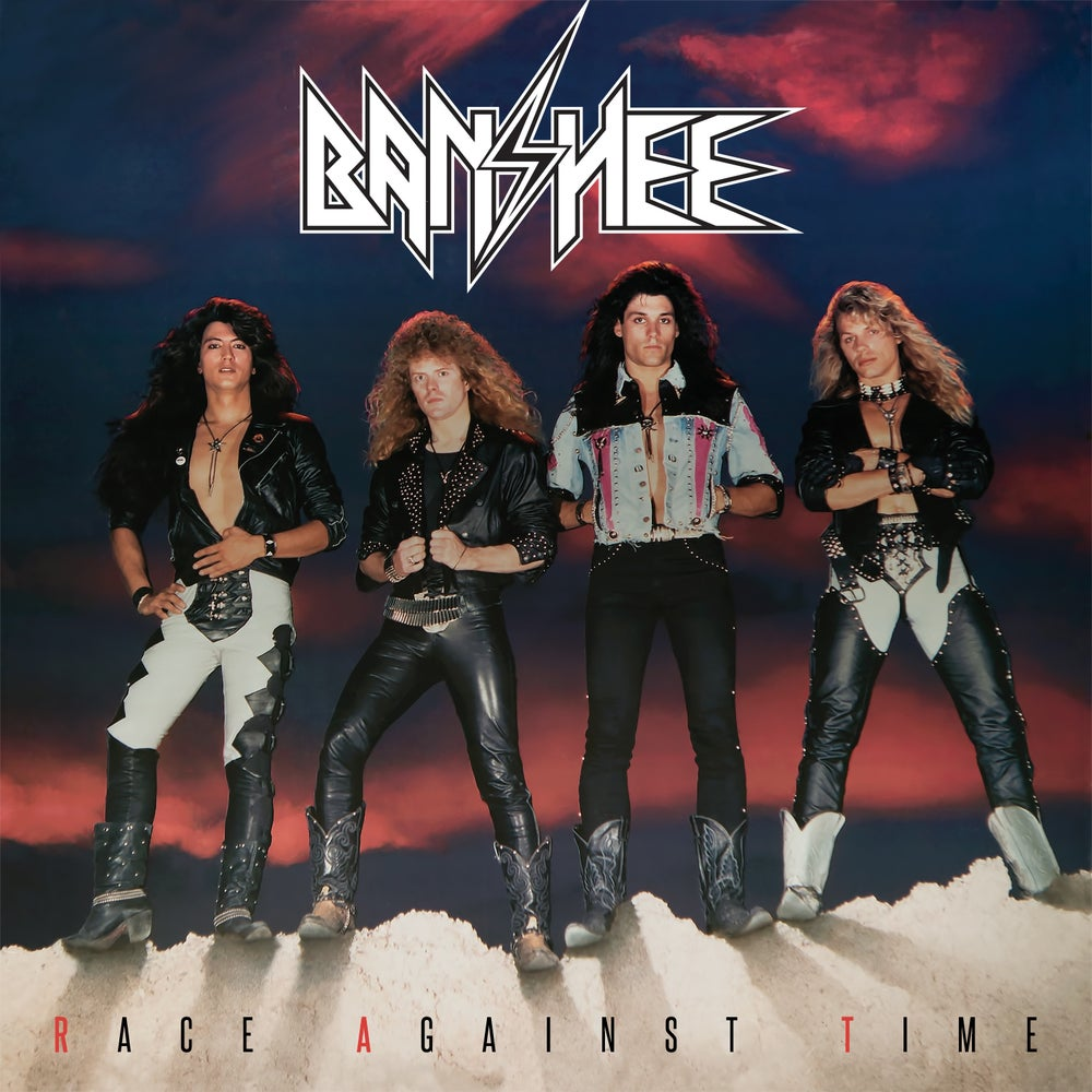 Image of BANSHEE - Race Against Time + Cry In The Night