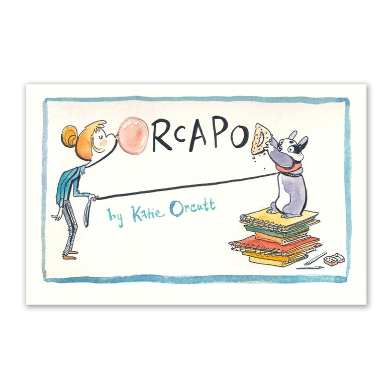 Image of Orcapod Issue #1 (signed)