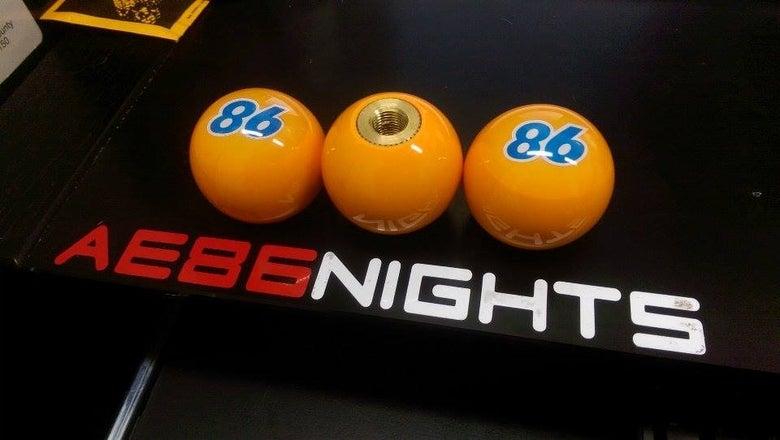 Image of 86 Nights Shift Knob